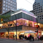 Holt Renfrew in Downtown Vancouver, BC