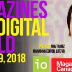 Event Recap: Magazines in a Digital World 2018