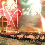 The Greatest New Year's Eve Celebrations in Canada