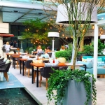 Reflections at Rosewood Hotel Georgia's epic hidden patio opens this spring