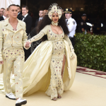 Catholic priests don't wear suits to Mass. So why so many tuxedos at the Met Gala?