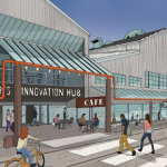 124,000-sq-ft arts and innovation hub planned for Granville Island